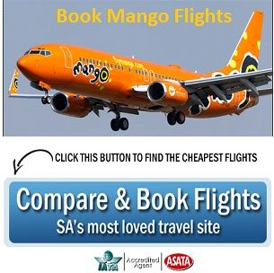 Book Online your cheap #Mango_flights to Cape Town, Durban and more today with 40% discount and Compare all Mango Airlines flights instantly online here.... https://www.domesticflights-southafrica.co.za/domestic-airlines/mango-airlines/mango-flights/
