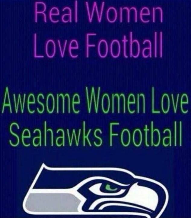 Yes.. Seahawks
