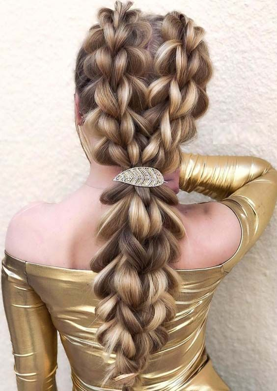 55 Stunning Ideas of Braids To Opt for 2018