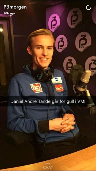 Daniel Andre Tande (@DanielAndreTandePl) — 226 answers, 5772 likes | ASKfm