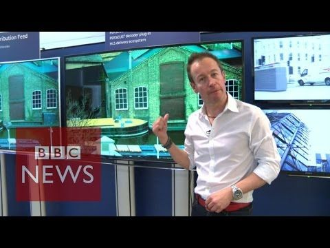 ▶ 4K compression 'worth watching' - BBC News - YouTube