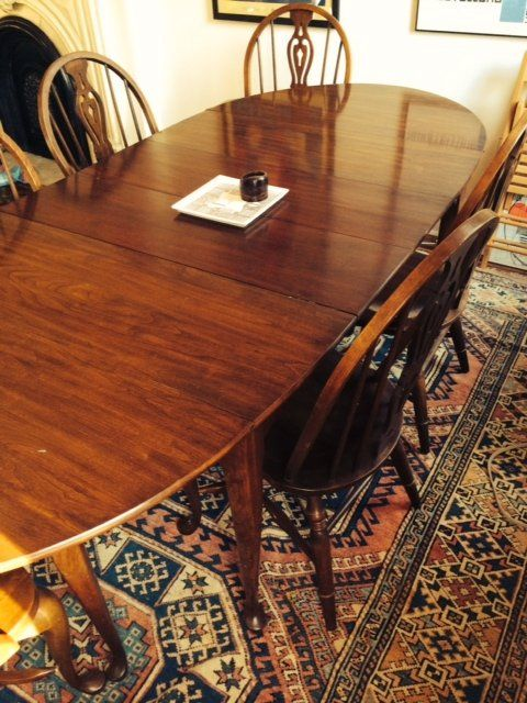 Dining Set With Table And 6 Chairs In Clinton Hill Brooklyn Krrb Classifieds