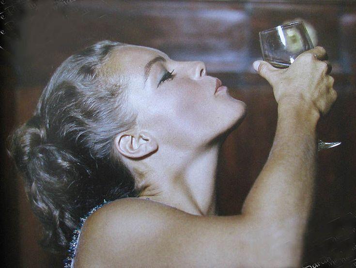 Milton H. Greene, Romy Schneider, Elegance, Monte Carlo, 1963