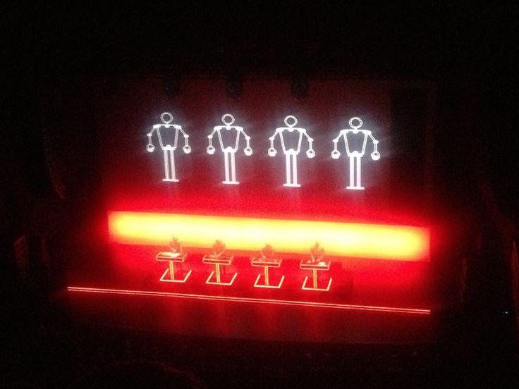 Kraftwerk, Iceland Airwaves 2013