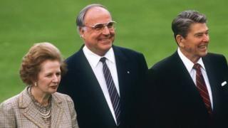 German reunification architect Helmut Kohl dies at 87 - BBC News