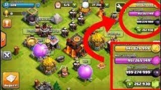 clash of clan unlimited resources