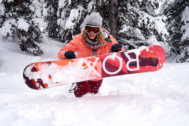 Torah working her way to the top #ROXYsnow