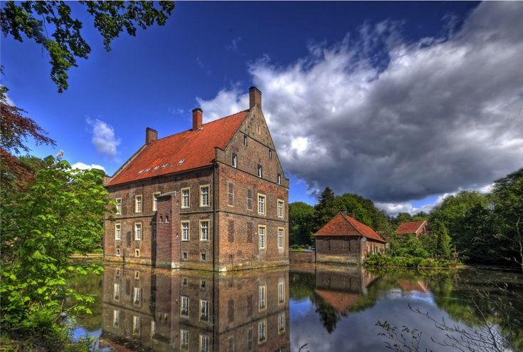 Haus Welbergen von Hendrik Gerrits
