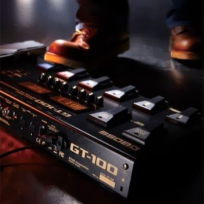 Roland BOSS GT-100 - Community - Google+
