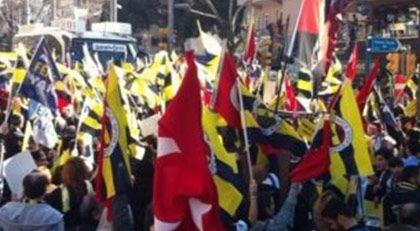 Adalet Yürüyüşü'ne sürpriz katılım