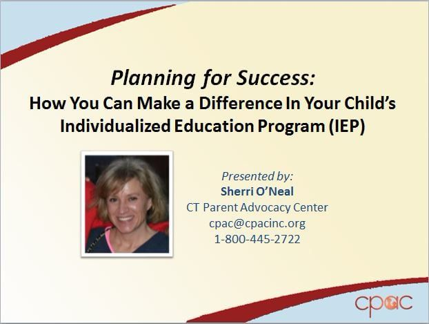 how to make an iep