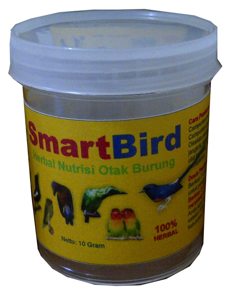 Smartbird+Herbal+Nutrisi+Otak+Burung
