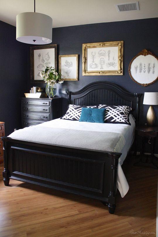 Navy Blue Bedroom Ideas: 210 Best House Mix: Decor & DIY Images On Pinterest