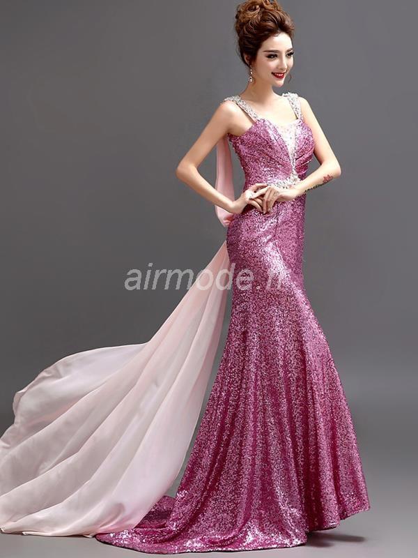 Les 25 meilleures id es de la cat gorie robes de soir e for Robes violettes plus la taille pour les mariages