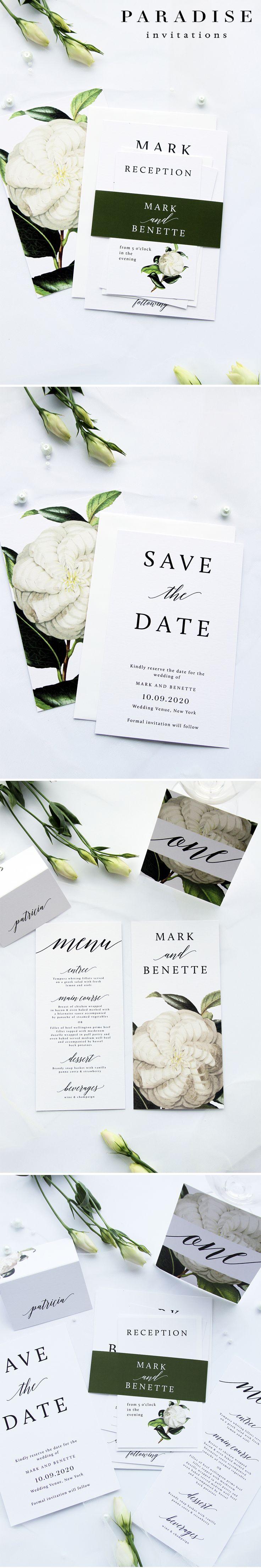 Die besten 25 Modern wedding save the dates Ideen auf Pinterest