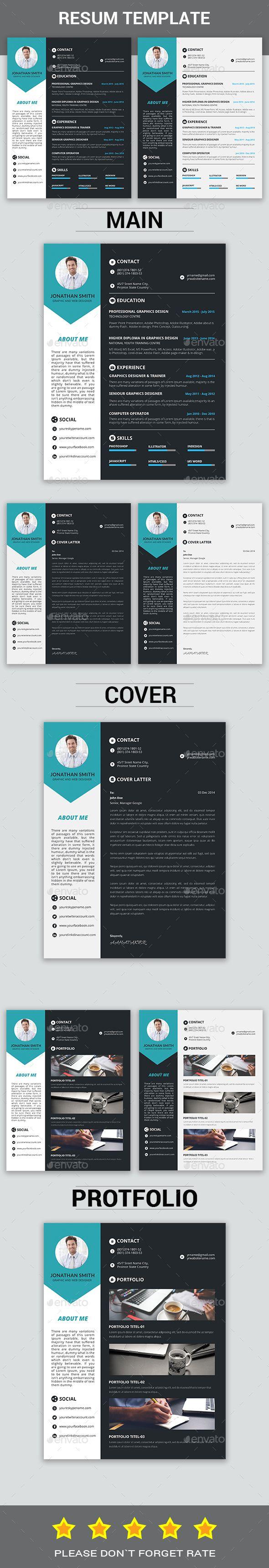 365 best CV / MODELOS images on Pinterest   Currículum, Cv creativo ...
