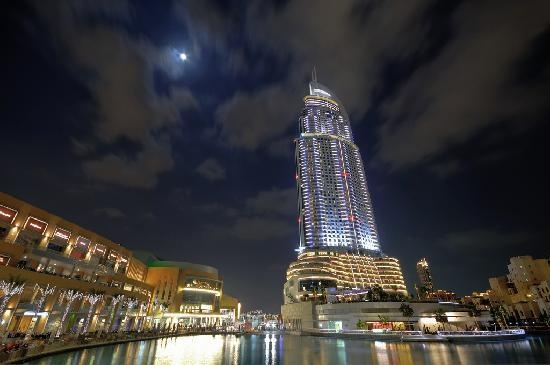 The Address Downtown Dubai, Dubai, Emirati Arabi Uniti