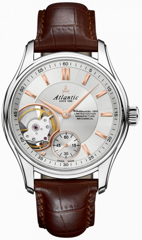 Atlantic Worldmaster 1888 Lusso Manufacture Mechanical Limited   52951.41.21R