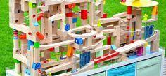 DIY: EIN HABA KUGELBAHN-SPIELTISCH - Spielzeug, Do It Yourself - Baby, Kind und Meer