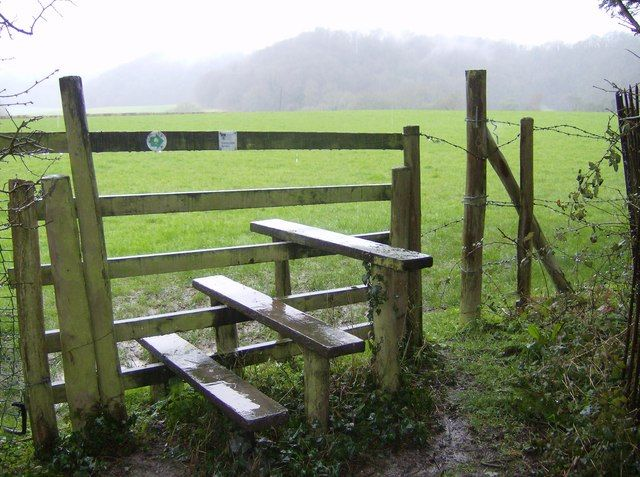 A Stile With Style Pasture Fencing Farm Fence Old Fences