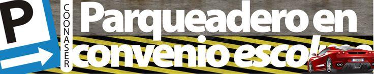 Servicio de parqueadero para comunidad ESCOLME – :  ATENCIÓN ESTUDIANTES Y COMUNIDAD ESCOLME!!!! ESCOLME tiene convenio con el parqueadero de Coomeva COONASER (en la esquina de Ayacucho), prestarán servicio de 6 a 9 pm a los estudiantes presentando el carné de estudiante. $1000 la hora. MAYORES INFORMES Bienestar universitario bienestar@escolme.edu.co TEL.:444 2828 Ext.132