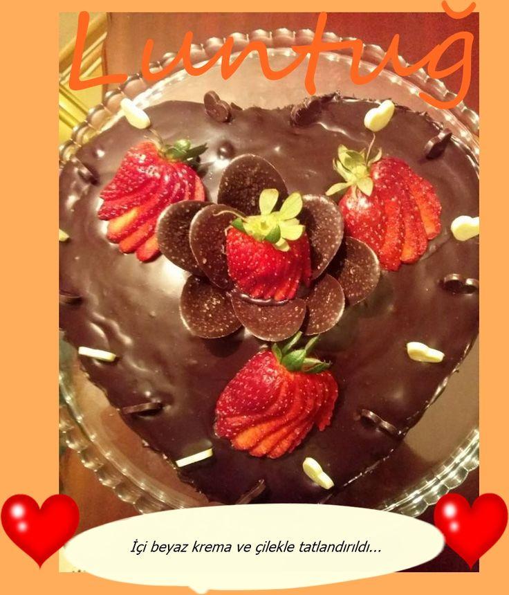 Çikolata Çilek Aşkı...