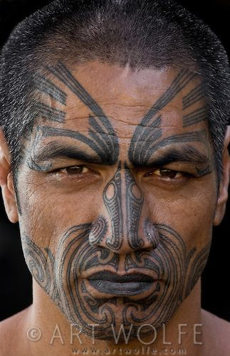 Why Do Maori People Tattoo Their Faces: The Maori , The Indigenous Polynesian People