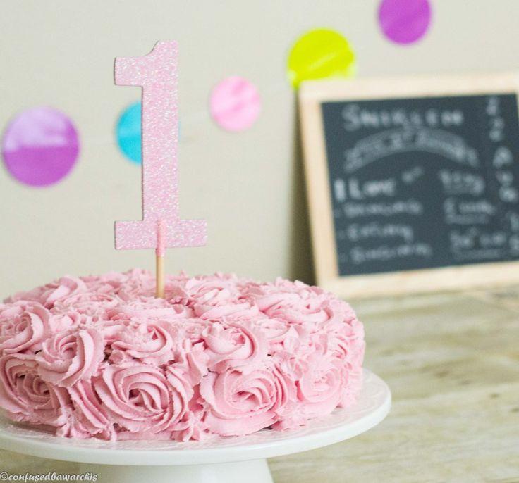 Sugar free Baby Smash Cake
