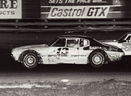 Canada's Greatest Racer and only Canadian to win NASCAR Winston Cup Race and 1974 NASCAR rookie of the year.