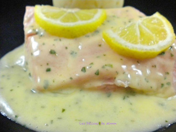 Sauce au citron pour poisson 2