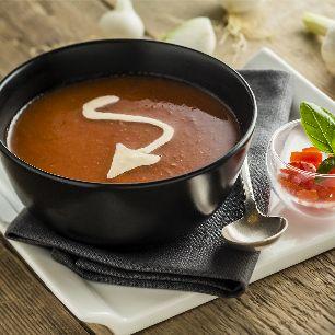 """Découvrez nos recettes """" Diables Rouges """" ! A dégustez sans modération. #Foot #recette #soupe #cheese #health #Maredsous"""