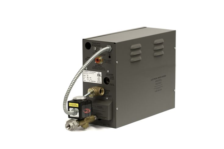 Waterworks Steam Generator 400 Cubic Feet with Automatic Drain