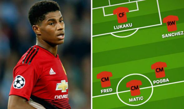 Man Utd Team News Predicted Man Utd Line Up Vs Newcastle Can This 4 3 3 Save Mourinho Newcastle Manchester United Team Lineup