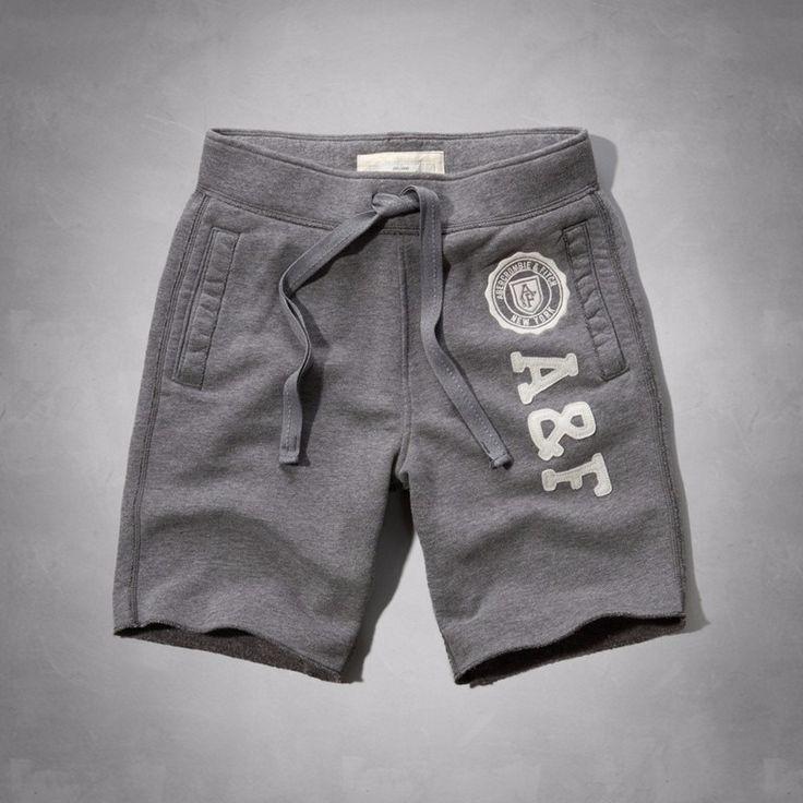 shorts abercrombie algodón hombre varios modelos y talles