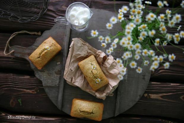 рецепт фисташкового кекса