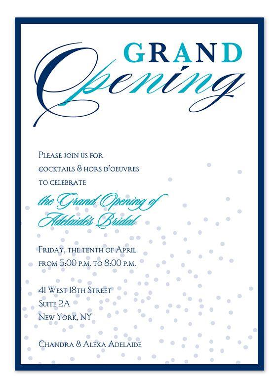 corporate invitation card format