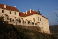 Tip na výlet - Nižbor - centrum keltské kultury-zámek s kostelem Povýšení Svatého Kříže u Berouna-autor Lukáš Fuchs