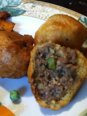 Pork puppies recipe