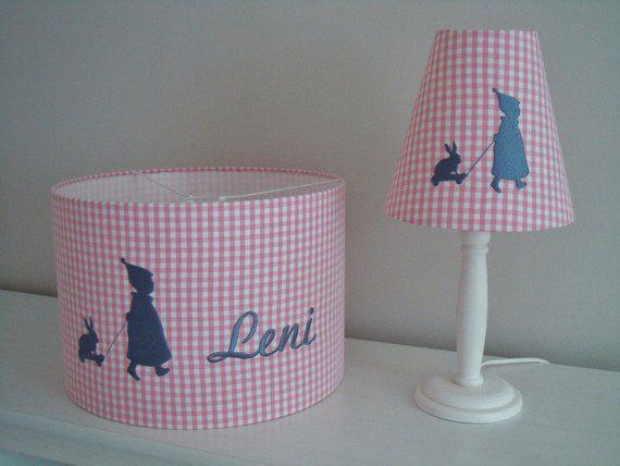 Tisch Lampenschirm Zwergenkind Rosa Novelty Lamp Lamp Shade Lamp