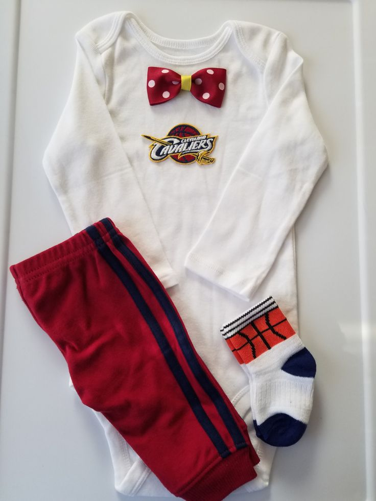NBA cleveland cavaliers outfit-cleveland Cavaliers boy shower gift-Cavs for boy outfit-cavs onesie-cavaliers for baby-cavs outfit for boy by CocoandEllieDesign on Etsy