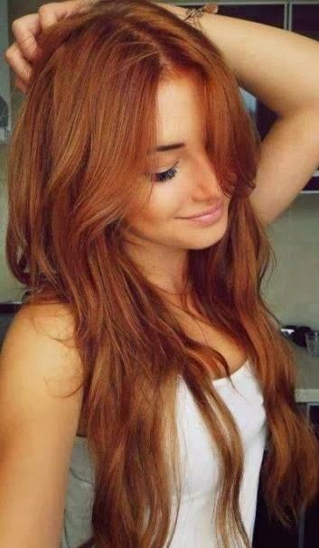 Gorgeous hair color maybe for summer