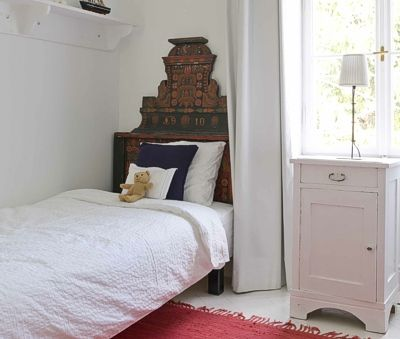 Twin bedroom of Csokonai Luxury Villa at Lake Balaton