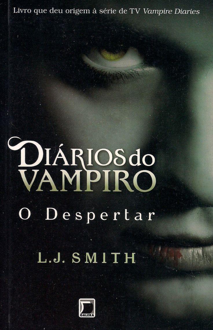 """Postei nova resenha no blog """"Momentos da Fogui"""", passa lá pra dar uma olhadinha... http://foguiii.blogspot.com.br/2017/10/serie-diario-do-vampiro-01-o-despertar.html"""