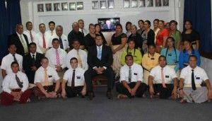 Príncipe de Tonga se bautiza pese a oposición del Rey | El Faro Mormón