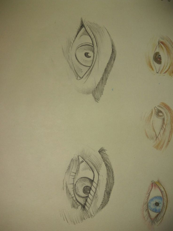 Love for eyes#artbyprisha