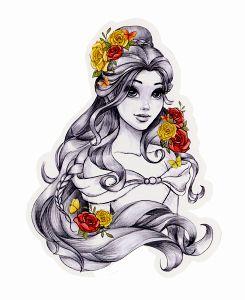 Belle ||  |  found on the disney princess, tumblr                              …