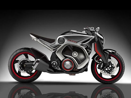 Yamaha - another for Justin