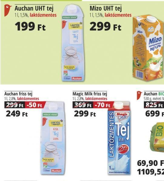 Laktózmentes termékek akciói 2017 április Olcsóbban bevásárolni? IGEN, Kövesse a laktózmentes termékek akciói rovatunkat. Laktózmentes tejek, tejtermékek, sajtok, húsvéti nyúl és tejalternatívák.