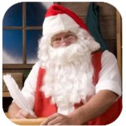 Parents Calling Santa app The promise that Santa knows if you've been a good girl or boy is a superpower for parents at this time of year. Convince the kids that Santa is watching their every move and set a timer as to when you'd like Santa to call you (good, warning or naughty call options) – their stunned faces alone are worth the cost of this app! Get it for $1.99 from iTunes