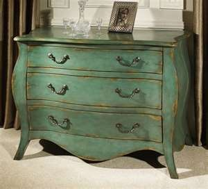 Another cute antique blue piece to consider...